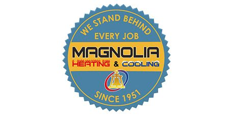 Magnolia heating and cooling seal of approval