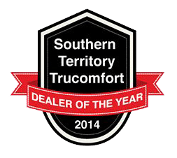 southern teritory true comfort dealer of the year