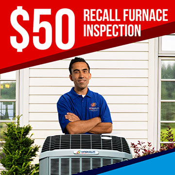 $50 recall furnace inspection