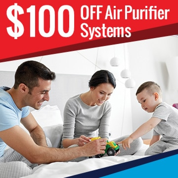 Coupon 100 Off Air Purifier Systems